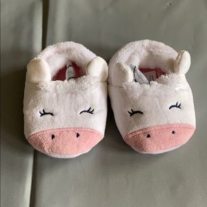 Child of Mine Unicorn Slipper Size Newborn